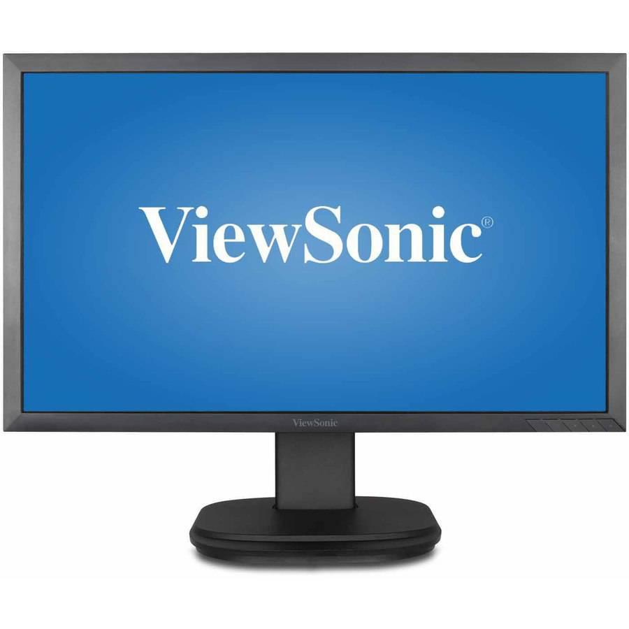"ViewSonic 24"" Full HD LED Monitor (Vg2439smh Black)"