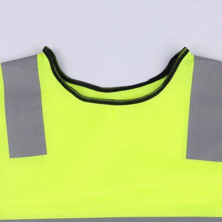 Children's Reflective Vest Safety Reflective Tops Night Sports Vest - image 5 de 8