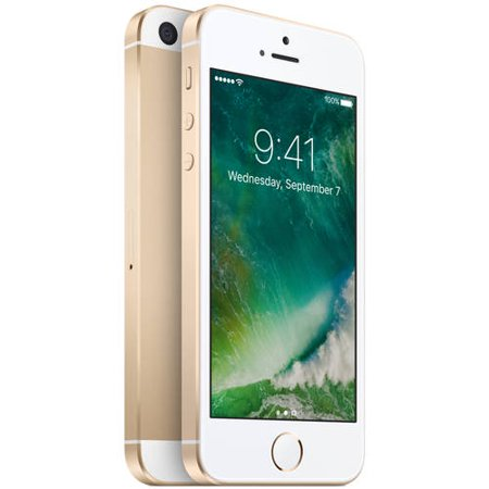 Grade B   Apple Iphone Se 16Gb Unlocked   Gold