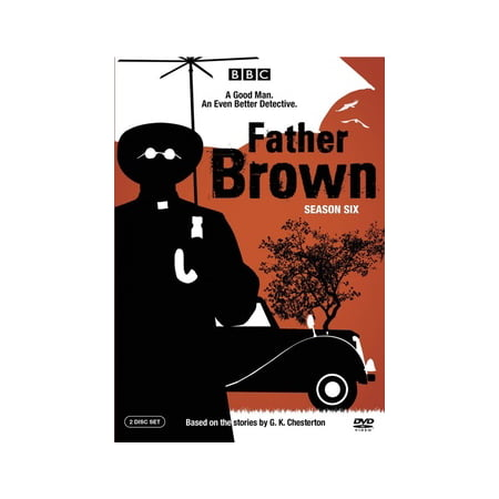 Father Brown: Season Six (DVD) (Baby Daddy Season 3 Halloween Special)
