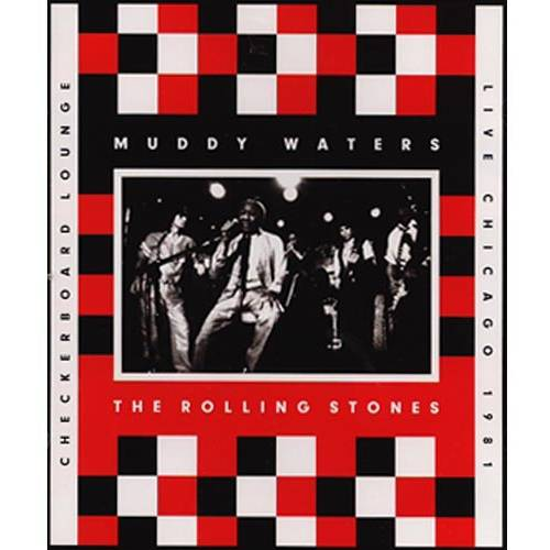 Muddy Waters & The Rolling Stones - Live At The Checkerboard Lounge 1981 (Music DVD)