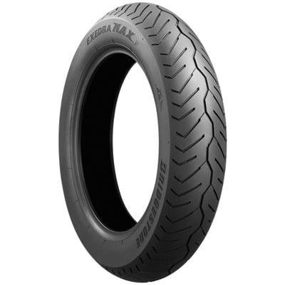 130/90B-16 (67H) Bridgestone Exedra Max Front Motorcycle Tire for Kawasaki Vulcan Voyager VN1700 (Kawasaki Motorcycle Tires)