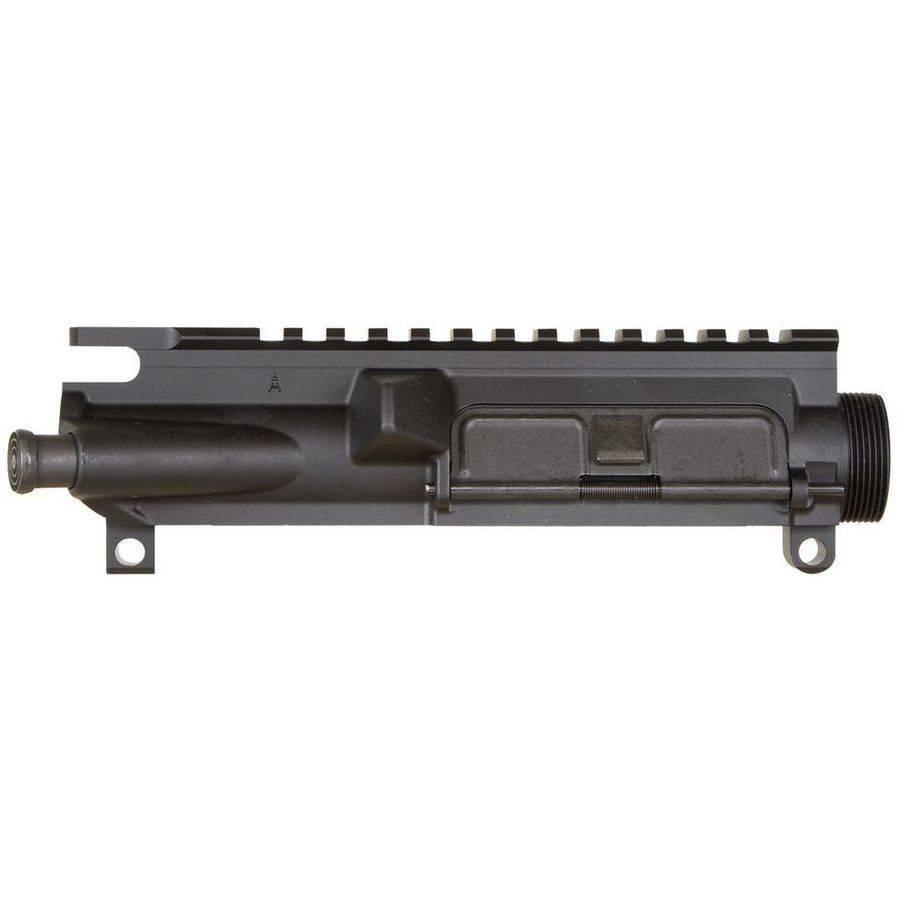 CMMG 55BA22C AR MK4 Upper receiver assembly AR-15 .223 7075 T6, Aluminum Black by CMMG INC