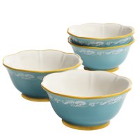 The Pioneer Woman Spring Bouquet 4-Piece Bowl Set