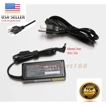 65W AC Adapter Charger for HP Pavilion dv8000 dv9000 dv3000 dv4000 Power  Supply Laptop Power Supply Charger Cord Plug (ZA-HP-65W-4817)