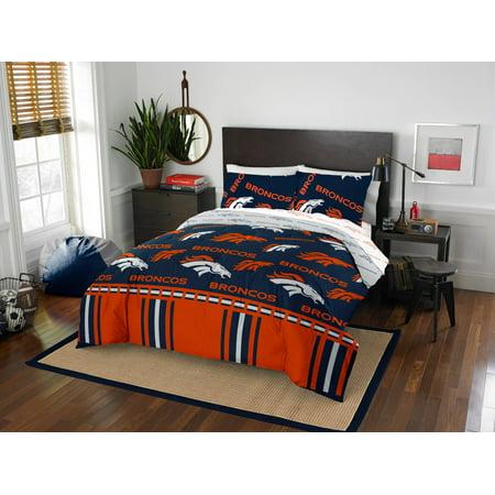 NFL Denver Broncos Bed In Bag Set