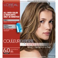 L'Oreal Paris Couleur Experte Hair Color, Light Brown Almond Rocca