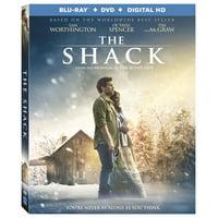 The Shack (Blu-ray + DVD + Digital HD)
