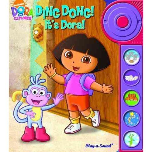 Ding Dong! Its Dora!