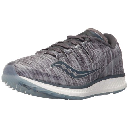 - Saucony Womens Freedom Iso Low Top Lace Up Running Sneaker