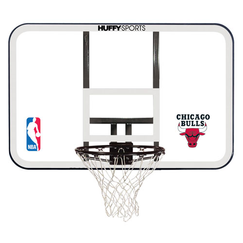 Huffy Sports Chicago Bulls Backboard & Rim Combo