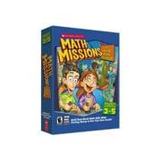 Math Missions The Amazing Arcade Adventure - Mac, Win - CD