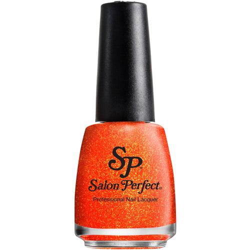 Salon Perfect Nail Lacquer, 210 Light My Fire, 0.5 fl oz