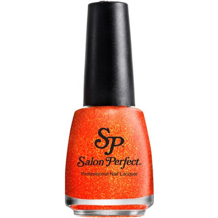 Salon perfect nail lacquer 210 light my fire 0 5 fl oz for Hair salon perfect first essential