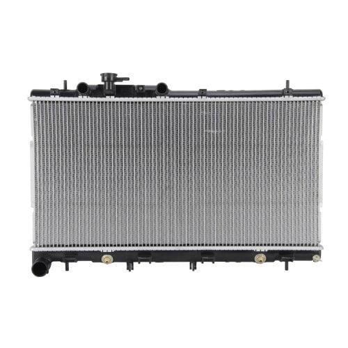 Spectra Premium Cu2465 Complete Radiator Walmart Com