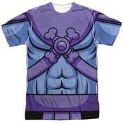 Masters Of The Universe Skeletor Costume (Front Back Print) Mens Shirt