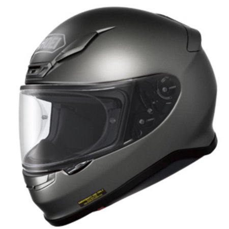 Shoei RF-1200 Solid Helmet Anthracite Metallic (Gray,