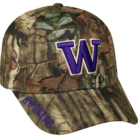 NCAA Men's Washington Huskies Mossy Cap