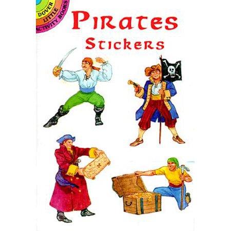 Pirates Stickers (Pirate Stickers)