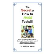 The Secret of How to Pass Tests - eBook
