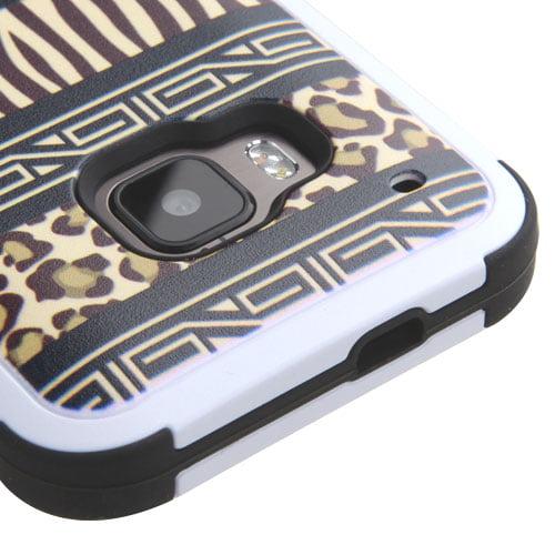 HTC One M9 MyBat TUFF Hybrid Phone Protector Cover