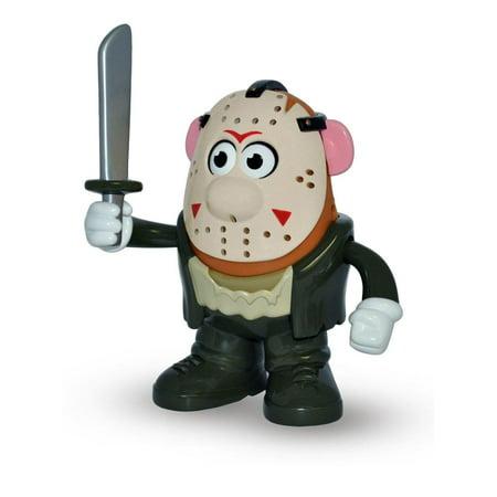 Mr. Potato Head as Jason Voorhees