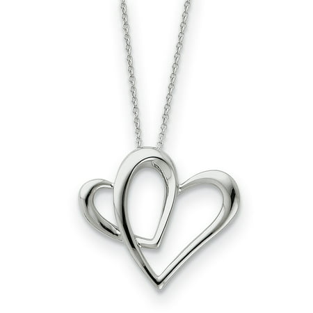 925 Sterling Silver Daughter A Part Of My Heart 18 Inch Chain Necklace Pendant Charm S/love Inspirational Fine Jewelry Ideal Gifts For Women Gift Set From Heart