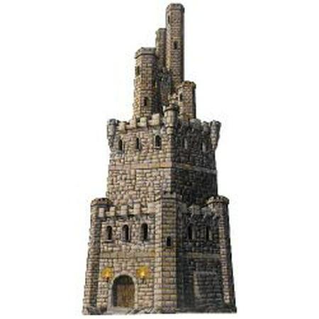 Castle Tower Cutout - Castle Cutout