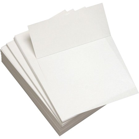 Domtar, DMR851032, Microperforated Custom Cut Sheets, 2500 / Carton, White