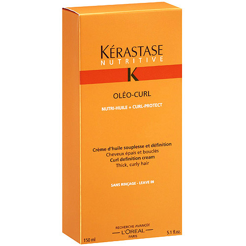 L'Oreal Kerastase Nutritive Oleo-Curl Definition Cream, 5.1 oz