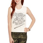 Harry Potter Juniors Graphic Muscle Tank