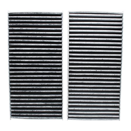 - Replacement Cabin Air Filter with Activated Carbon for Honda, Acura - Compatible with 2005 Honda Civic, 2002 Honda Civic, 2001 Honda Civic, 2004 Honda Civic, 2003 Honda Civic, 2006 Honda CRV