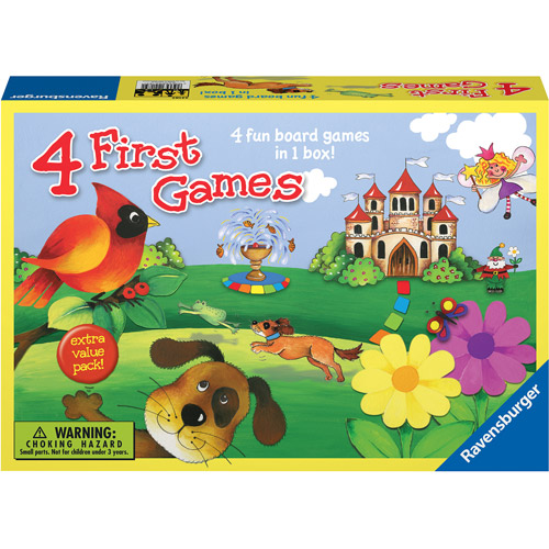 Ravensburger 4 First Games by Generic