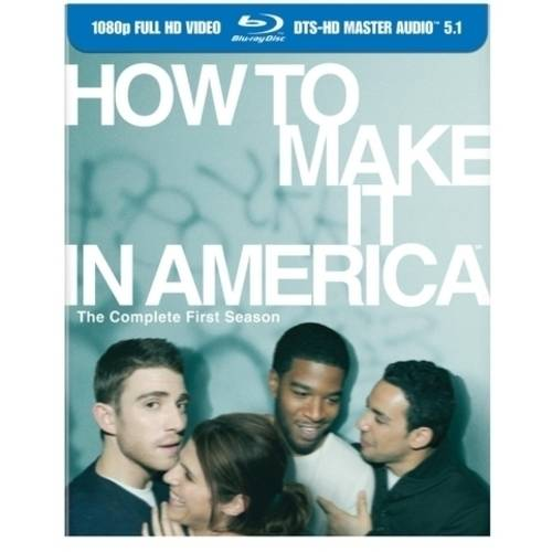 How To Make It In America: The Complete First Season (Blu-ray)