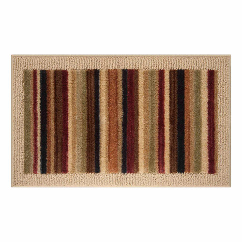 "Better Homes and Gardens Shannon Stripe Accent Rug, 2'5"" x 3'9"" by Welspun"