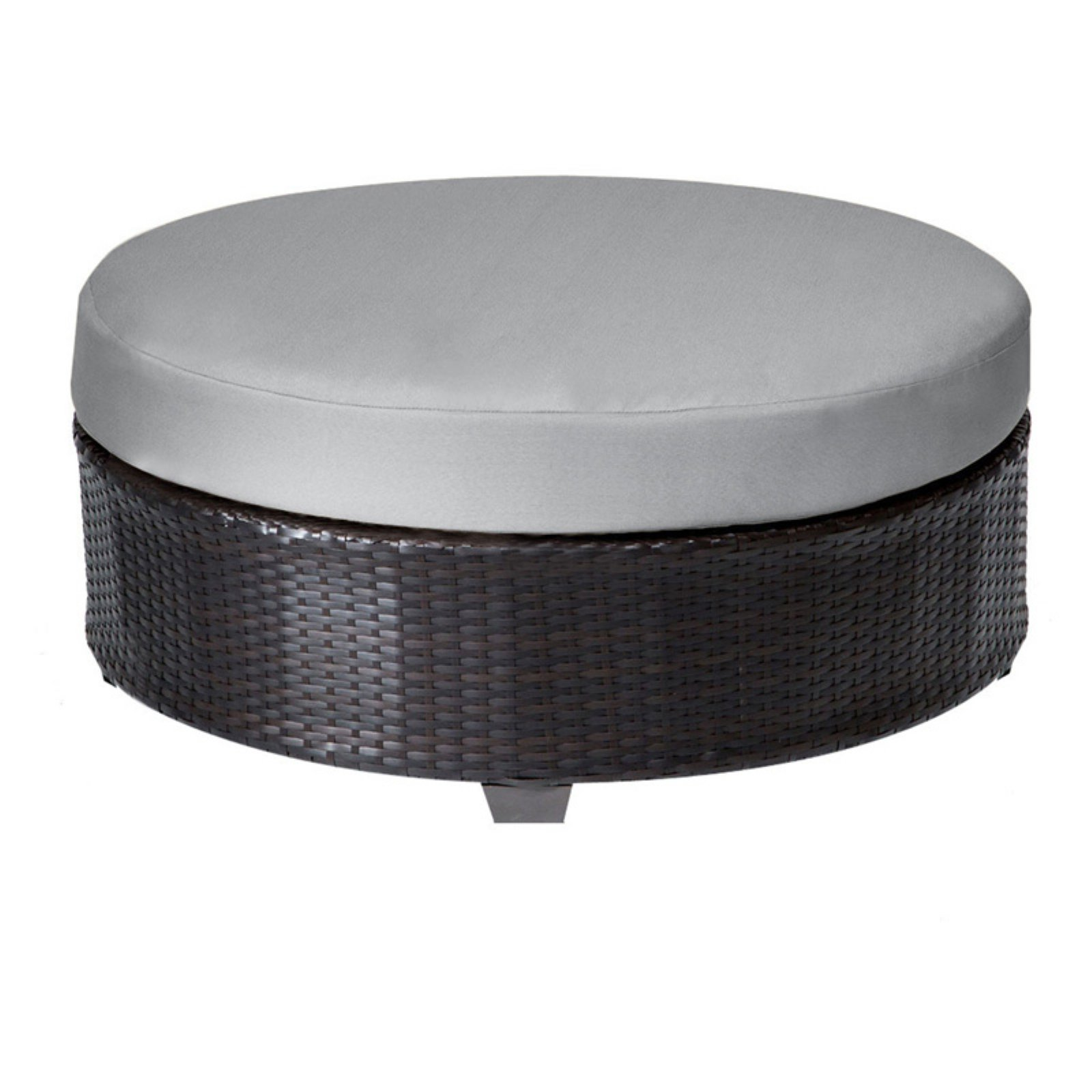 Round Coffee Table Set Of 2: TK Classics Barbados Round Outdoor Coffee Table
