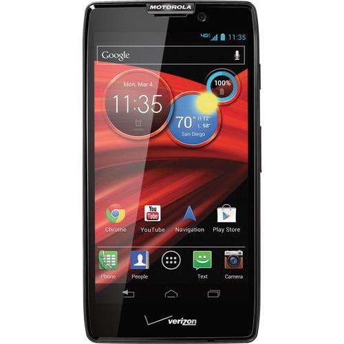 Verizon - DROID RAZR MAXX HD by Motorola