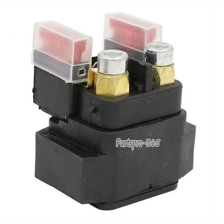 Starter Relay Solenoid For Yamaha 12v 12 Volt YFM660 YFM 660 YFZ450 YFZ 450
