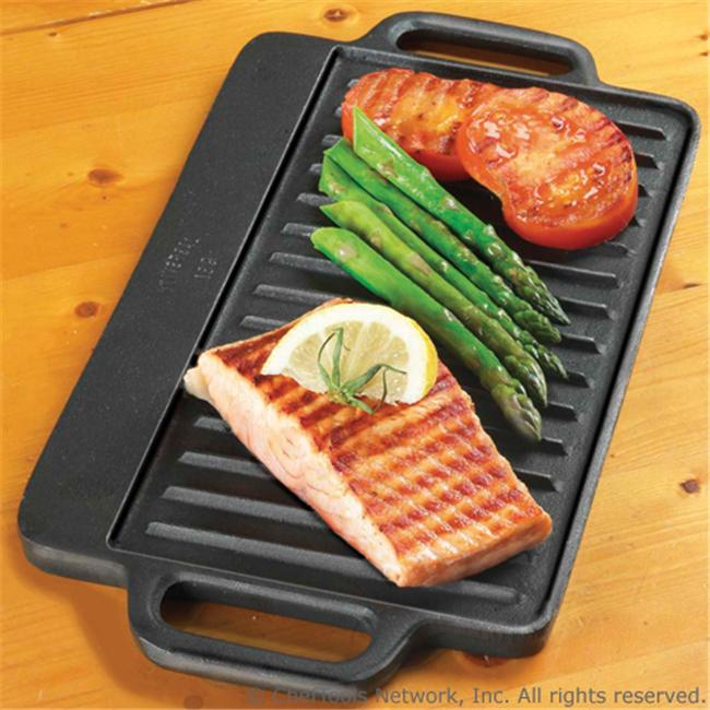 Universal PS189 Pre-Seasoned Cast Iron Reversible Griddle