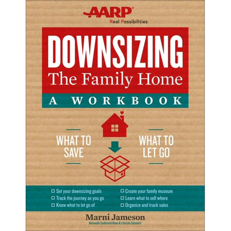 Downsizing the Family Home: A Workbook : What to Save, What to Let