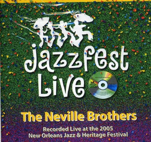 Neville Brothers - Jazz Fest 2005 [CD]