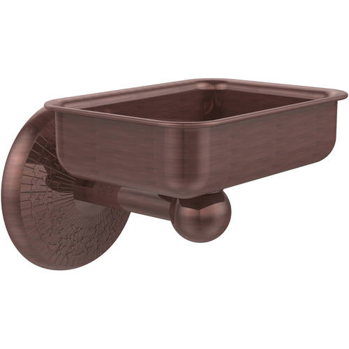 Monte Carlo Collection Wall-Mounted Soap Dish (Build to Order)