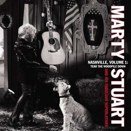 Nashville, Vol. 1: Tear The Woodpile