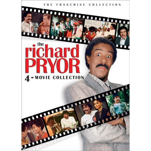 The Richard Pryor 4-Movie Collection: Which Way Is Up? / Brewster's Millions / Car Wash / Bustin' Loose (Widescreen)