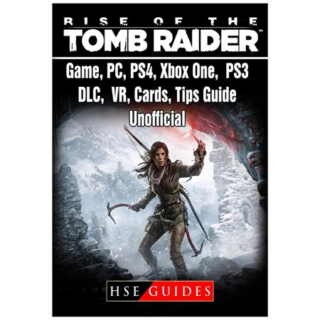 Rise of the Tomb Raider Game, Pc, Ps4, Xbox One, Ps3, DLC, Vr, Cards, Tips, Guide
