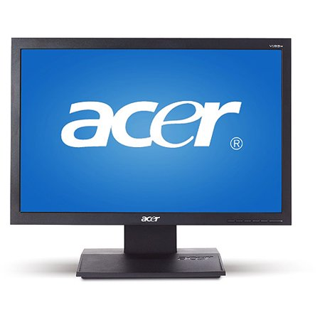 acer v193w bb 19-inch widescreen flat panel lcd monitor Acer 19 Inch Flat Panel