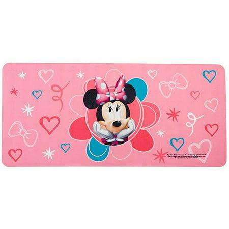 Disney Minnie Mouse Tub Mat Walmart Com