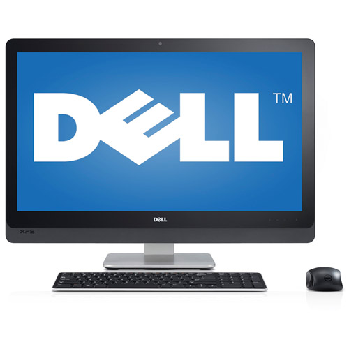 "Dell Black XPS One 27 XPSo27-2943BK All-In-One Desktop PC with Intel Core i5-3330S Processor, 6GB Memory, 27"" Monitor, 1TB Hard Drive and Windows 8"