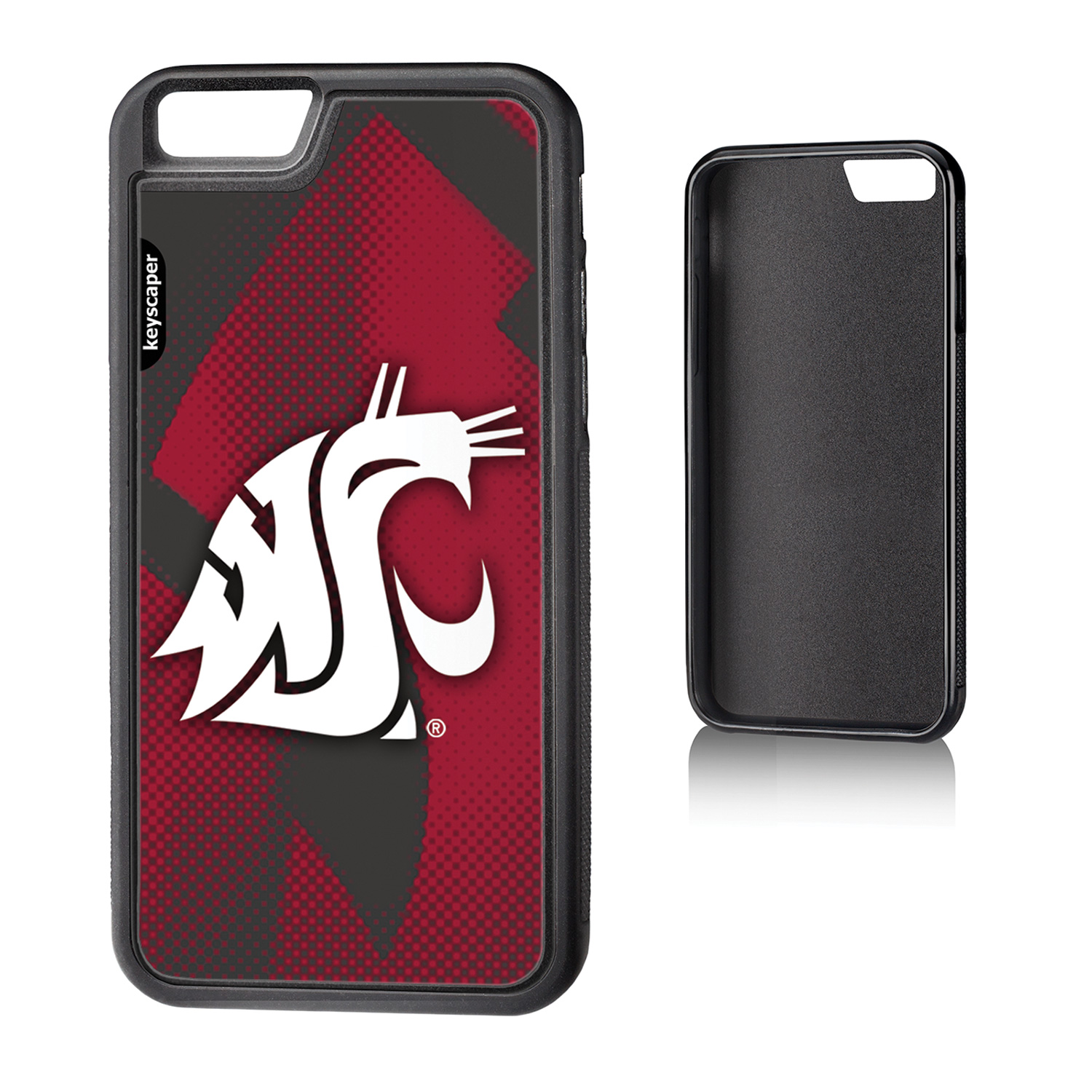 Washington State Cougars iPhone 6 (4.7 inch) Bumper Case