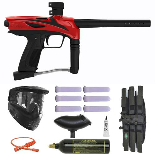 GOG eNMEy Paintball Marker Gun 3Skull Mega Set by